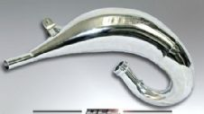 DEP EXHAUST PIPE NICKEL KTM SX65 2002-08